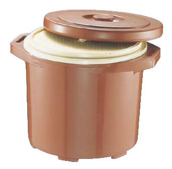 プラスチック保温食缶みそ汁用 DF-M2(小) 【食品用コンテナー】【保温コンテナー】【業務用】