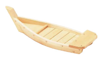 白木 川舟 H-50【船盛り器】【業務用】