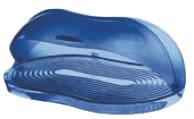 グッチーニ ブレットケース 2325.0068C.Cブルー【バイキング ビュッフェ】【バンケットウェア】【皿】【Guzzini】【業務用】
