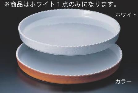 ロイヤル 丸型グラタン皿 ホワイト PB300-40-7 【オーブン食器】【オーブンウェア】【ROYALE】【グラタン皿】【ドリア皿】【業務用】