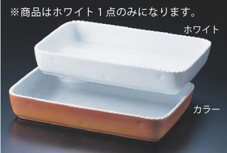 ロイヤル 角型グラタン皿 ホワイト PB500-44 【オーブン食器】【オーブンウェア】【ROYALE】【グラタン皿】【ドリア皿】【業務用】