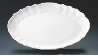 ロイヤル オーブンウェアー小判皿バロッコ 48cm PG860-48 【オーブン食器】【オーブンウェア】【REVOL】【大皿】【カレー皿】【業務用】