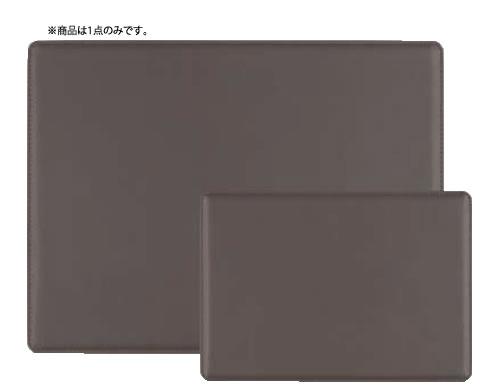 シンビ 本革製デスクマット SS-7 大 ブラウン【SHIMBI】【シンビ】【デスクマット】【業務用】