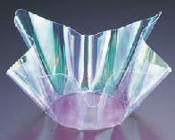 オーロラトレー225角 (150枚入)【盛り付け皿】【グルメカップ】【業務用】