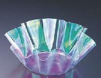 オーロラトレー225丸 (150枚入)【盛り付け皿】【グルメカップ】【業務用】