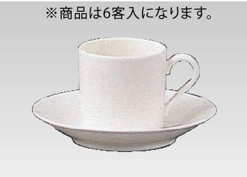 ボーンチャイナ カップ&ソーサー6客入 59881C・S/9661【Noritake】【ノリタケ】【コーヒーカップ】【コーヒーコップ】【ティーカップ】【ティーコップ】【紅茶カップ】【業務用】