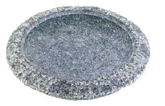 長水 石焼フリーシェイプ煮込み鍋 YS-1236 【代引き不可】【焼肉プレート 石焼プレート】【料理演出用品】【業務用】