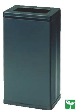 角型屑入 OSL-21N(ブラック)【ダストボックス】【くず入れ】【屑入れ】【クズ入れ】【ゴミ箱】【業務用】