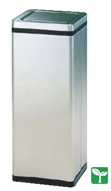 角型ロータリー屑入 RSL-Z-2N【ダストボックス】【くず入れ】【屑入れ】【クズ入れ】【ゴミ箱】【業務用】