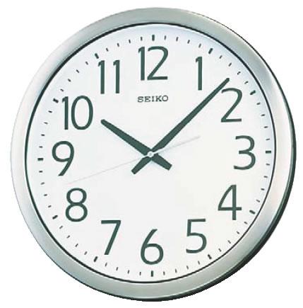 セイコー 防湿・防塵型クロック KH406S【掛け時計】【掛時計】【ウォールクロック】【業務用】