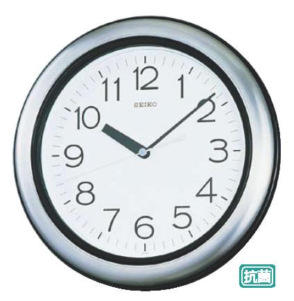 セイコー キッチン&バスクロック KS463S【掛け時計】【掛時計】【ウォールクロック】【業務用】