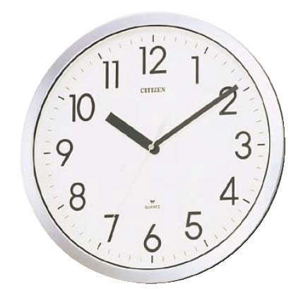 シチズン防湿・防塵型クロック プルーフ522【掛け時計】【掛時計】【ウォールクロック】【業務用】