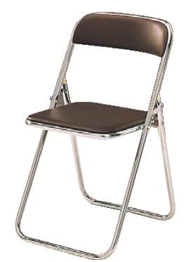 折りたたみイス CF-1000M (6脚入)ブラウン【代引き不可】【いす】【イス】【ダイニングチェア】【レストランイス】【飲食店椅子】【業務用】