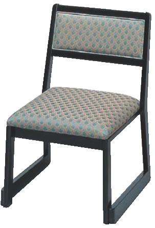 高脚座椅子 喜楽 座高350mm 35【代引き不可】【座椅子】【和式椅子】【宴会椅子】【業務用】