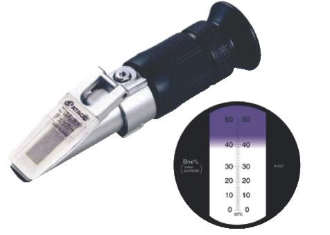手持屈折計 ごはん水分チェッカー G-50【計測器】【業務用】