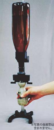 ワンショット・メジャーマルチ2 スタンドタイプ1連型【酒燗器】【業務用】