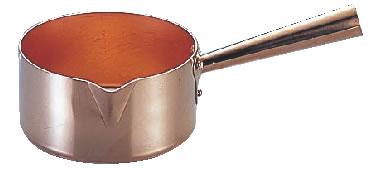 モービル 銅 ポエロン 2194.22 φ220mm 【調理鍋 銅鍋】【製菓用品】【和菓子用品 アメ細工類】【業務用】
