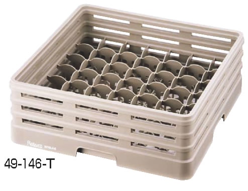 レーバン グラスラック フルサイズ 49-108-T 【カップラック グラスラック】【洗浄用ラック】【Raburn】【食器洗浄機用ラック】【業務用】