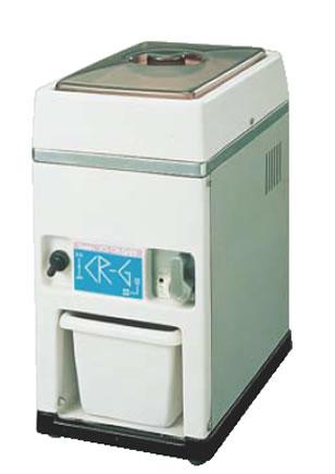 スワン電動式アイスクラッシャー CR-G【代引き不可】【かき氷機】【かき氷器】【業務用】