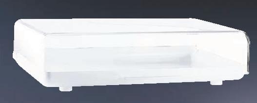 グッチーニ ケーキディスプレースタンド 0841.0000 クリアー【ケーキ用品】【製菓用品】【業務用】