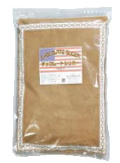 ポップコーン用チョコレートシュガー (1kg×20袋入) 【代引き不可】【ファーストフード関連品】【ポップコーン用品】【業務用】