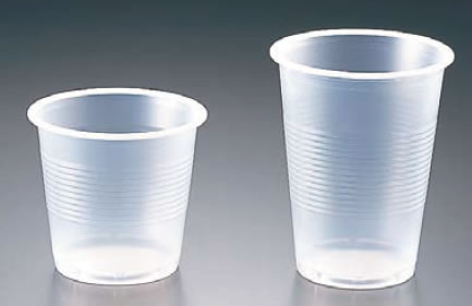 プラスチックカップ(半透明) 6オンス(3000個入) 【サービス用品 フリードリンク】【紙コップ プラスチックカップ】【軽食】【スナック包材 使い捨て容器】【ドリンク用品】【業務用】
