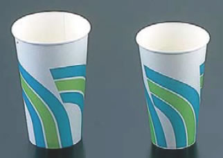 紙カップ(コールド用)SCM-545 レインボー(500入) 【サービス用品 フリードリンク】【紙コップ プラスチックカップ】【軽食】【スナック包材 使い捨て容器】【ドリンク用品】【業務用】