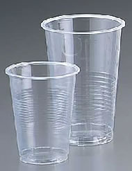 プラスチックカップ(透明) 7オンス (2500個入) 【サービス用品 フリードリンク】【紙コップ プラスチックカップ】【軽食】【スナック包材 使い捨て容器】【ドリンク用品】【業務用】