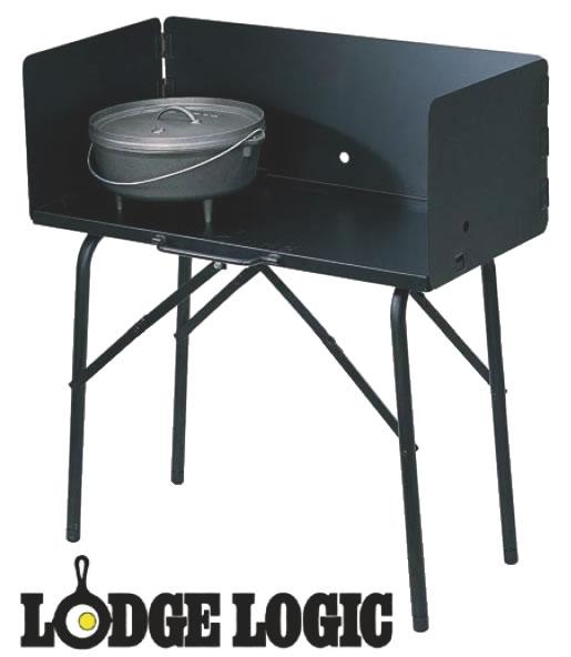 ロッジ クッキングテーブル A5-7 【代引き不可】【BBQ用品 バーベキュー用品】【鉄板焼用品】【バーベキュー アウトドア用品】【業務用】