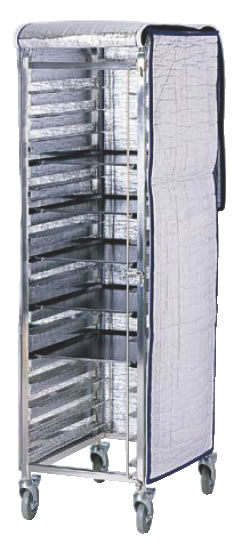 ベーカリーパントローリー 保温カバー ST-5301専用 【ベーカリー用品】【ドーリー ラックカート】【ステンレス】【業務用】