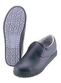 アキレス クッキングメイト 014 黒 28cm爪先保護タイプコックシューズ厨房靴業務用OkTPXuiZ