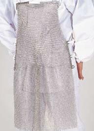 <title>長靴 日本最大級の品揃え 白衣 金属メッシュ手袋 niroflex ニロフレックス メッシュエプロン MAP5560 ストラップ付 代引き不可 防刃 特殊手袋 業務用</title>