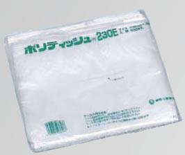 ポリティッシュ230E(10000枚入) (500枚×20袋)【ビニール袋 】【ポリ袋】【業務用】