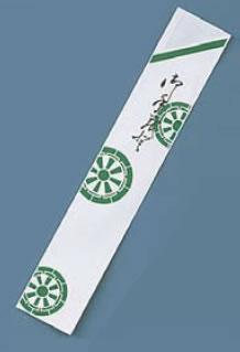 箸袋 御所車 (1ケース40000枚入)【代引き不可】【はし】【箸】【割り箸】【業務用】