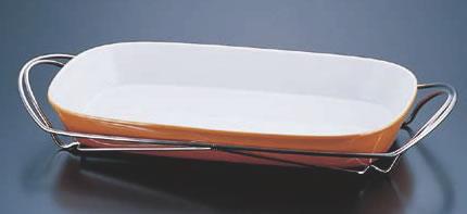 SAシャトレ 角グラタンセット 10-1011-33B【ホテルパン フードパン】【バイキング ビュッフェ】【バンケットウェア】【チェーフィング ウォーマー】【Ω】【スタンド】【飾り台】【業務用】