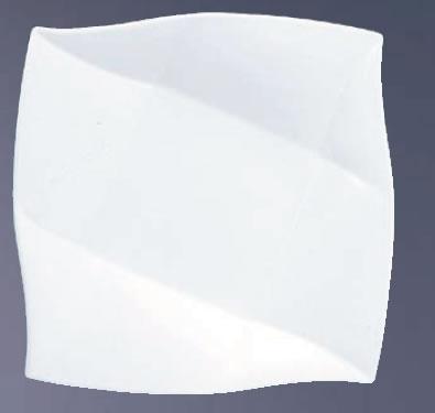 ステラート 35cm折り紙プレート 50180-5151【バイキング ビュッフェ】【バンケットウェア】【盛器 大皿】【Stellato】【業務用】