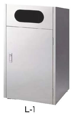 リサイクルボックス MT L1【代引き不可】【ゴミバコ ダストボックス】【ゴミ箱 ペール】【ごみ箱】【リサイクルボックス】【業務用】