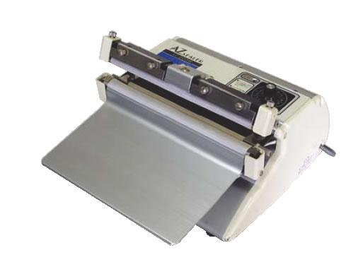 電子式AZソフトシーラー AZ-300W (厚物ガゼット袋用)【代引き不可】【包装機械】【シーラー】【業務用】