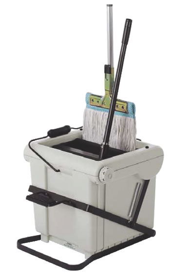 ステップスクイザー 【清掃道具 掃除道具】【清掃用品 掃除用品】【モップ】【業務用】