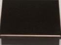 8.5寸黒布目松花堂 十字仕切付【松花堂】【弁当箱】【幕の内弁当】【宴会弁当】【懐石】【1-319-3】
