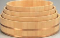 さわら飯切 2尺【すし皿】【寿司皿】【寿司盛台】【盛皿】【すし】【寿し】【鮨】【スシ】【1-745-5】