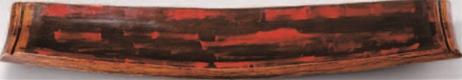 樽盛器 1号 下地風【代引き不可】【木皿】【盛皿】【寿司皿】【長皿】【盛器】【角皿】【木製】【M-14-93】