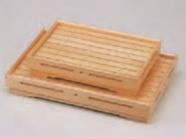 信長盛込器 (小)【盛込器】【料亭に】【盛器】【木製】【白木】【1-736-21】