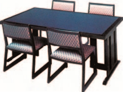 高椅子 喜楽35N サペリ色 布地【代引き不可】【椅子】【座椅子】【イス】【和室椅子】【料亭に】【旅館に】【A-2-3】