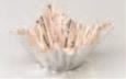 18cmアルミすき鍋 桜ゴールド(小) 200枚入【宴会】【会席】【鍋】【旅館用品】【料亭】【1-849-33】