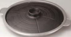 サンギョプサル鍋【韓国料理】【食器】【H-12-83】