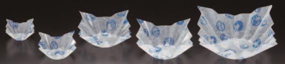 花丸雲流(200枚) 24角【フィルムケース】【フィルムカップ】【トレー】【ケース】【珍味入】【使い捨て】【包材】【H-15-91】