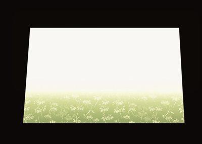 ■3コセット■尺3懐石マット(かすみ)(竹笹)■3コセット■