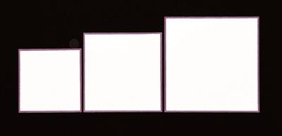 ■3コセット■耐油天紙(紫枠)(6寸)■3コセット■