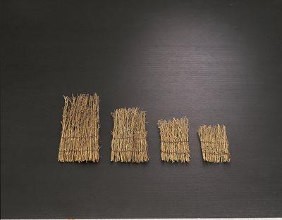 ■10コセット■小笹皿(大)■10コセット■